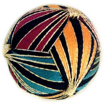 Temari bal
