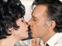 Richard Burton en Elizabeth Taylor