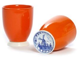 Hollandse bekers, leuk bij een afscheid van iemand die emigreert