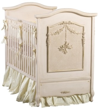 French Ancestry Cherubini Crib van GaGa Designs