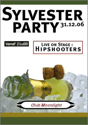 Sylvesterparty_Poster